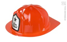 Adult Pvc Fireman Hat