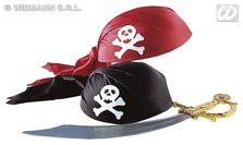 Pirate Bandana Hat