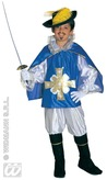 Classic Musketeer Child Costume (8 10yrs)