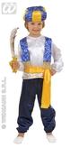 Arab Prince Child Costume (5 7yrs)