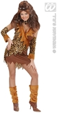 Deluxe Cavewoman Adult Costume