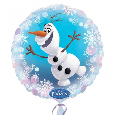 Frozen Olaf Foil Balloon