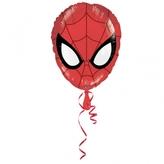 Spiderman Head Foil Balloon