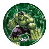 Avengers Multi Heroes Plates