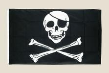 3ft X 5ft Pirate Skull Flag
