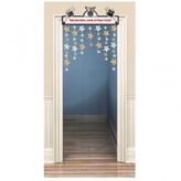 Hollywood Door Decoration