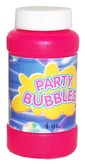Party Bubbles 4oz With Wand