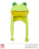 Frog Hat Plush
