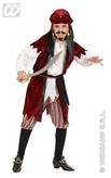 Caribbean Pirate Boy Costume