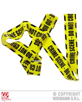 Crime Scene Tape 7.2mt