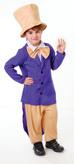 Chocolate Factory Boss Child Costume (5 7yrs)