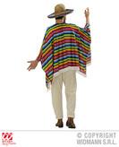 Poncho & Sombrero Set