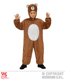 Plush Bear Child Costume (5 8yrs)