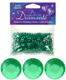 Diamante Decor Diamonds Emerald