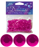 Diamante Decor Diamonds Cerise