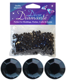 Diamante Decor Diamonds Black