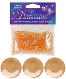 Diamante Decor Diamonds Gold