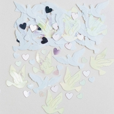 Confetti Wedding Doves 14g