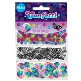 70s Disco Confetti 3 Pack