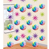 70s Disco Fever String Decorations