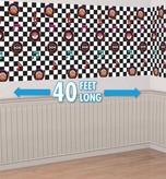 50s Classic Scene Setter Room Roll 12m