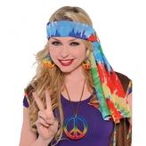 60s Groovy Hippie Headscarf