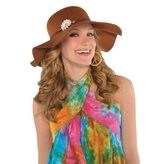 60s Groovy Floppy Festival Hat