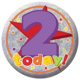 2 Today Badge Small