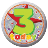 3 Today Badge Small