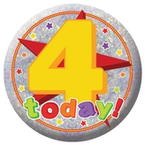 4 Today Badge Small