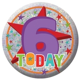 6 Today Badge Small