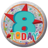 8 Today Badge Small