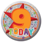 9 Today Badge Small