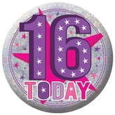 16 Today Badge Small