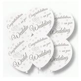 Latex Balloons On Your Wedding