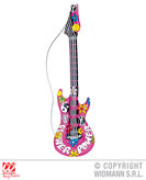 Hippie Inflatable Guitar