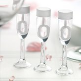 Champagne Glasses Bubbles Clear