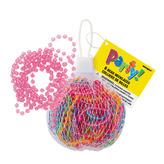Favour Transparent Bead Necklaces