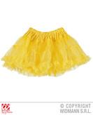 Neon Tutu Deluxe   Yellow