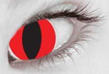 Contact Lens Daily Devil