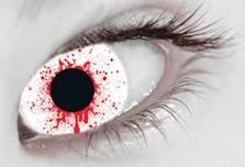 Contact Lens Daily Blood Shot Drops