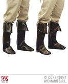 Boot Covers Leatherlook