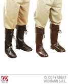 Boot Covers With Buckle
