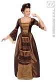 Baroque Baroness Dress (Xl)
