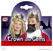 Crown With Gems