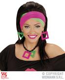 Neon Headwraps Set Of 2