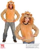 Lion Adult Hoodie (S/M)