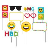 Emoji Photo Props