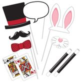 Magic Party Photo Props