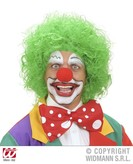 Clown Wig Green